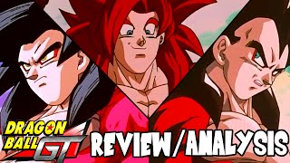 Dragon Ball GT Review/Analysis (Is It A Good Or Bad Anime Series?)