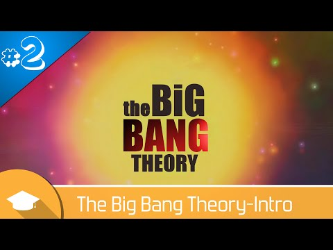 Cinematics #2 - Eigenes The Big Bang Theory-Intro in After Effects erstellen + Template Download