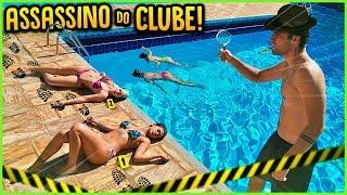 ASSASSINOS NA PISCINA MAIS FUNDA DO CLUBE!! [ REZENDE EVIL ]