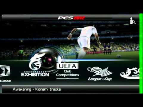 PES 2011 Y 2012 HD XPERIA (comentarios en español+instalacion)