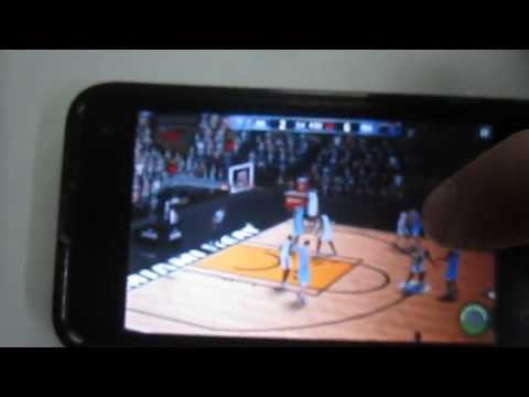 NBA 2K13 no root offline CHERRY MOBILE FLARE