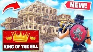 *NEW* KING-OF-THE-HILL v2 Custom Gamemode in Fortnite Playground Mode! (Battle Royale)