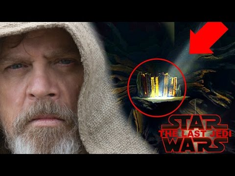 The Last Jedi Trailer In-Depth Breakdown ? Luke Skywalker Grey Jedi