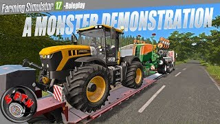 A BIG DOUBLE TEST  | THE YOUNG FARMER | FARMING SIMULATOR 17 - ROLEPLAY | EP 22