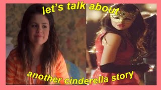 another cinderella story was a MESS in the best way possible