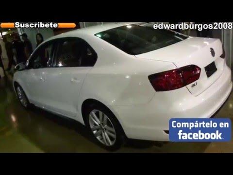 volkswagen jetta GLI 2013 colombia video de carros auto show expomotriz medellin 2012 FULL HD