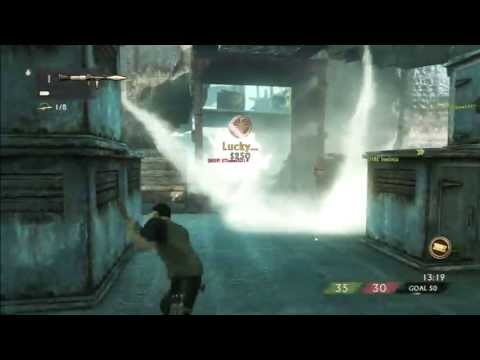 Uncharted 3 Dry Docks Gameplay