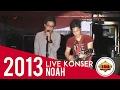 David Gantikan Ariel Nyanyi - Mungkin Nanti (Live Konser Mataram 2013)