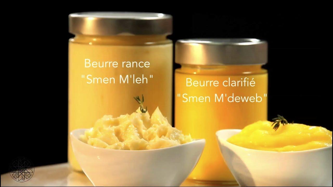 Choumicha autour du beurre rance smen vf youtube - Cuisine choumicha youtube ...