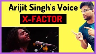 X Factor Arijit Singh Voice Vocal Coach Reaction On Arijit Singh My Views On Arijit Singh