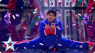 Amazing Akshat Singh dances up a storm! | Semi-Finals | BGT 2019