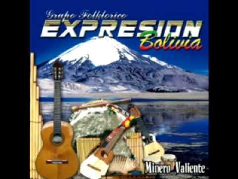 primicia en musica nacional 2012 grupo folklorico expresion bolivia desdicha de amor