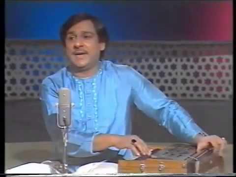Ghulam Ali  Chupke Chupke Raat Din - Ghazal - Meri Pasand Ptv video