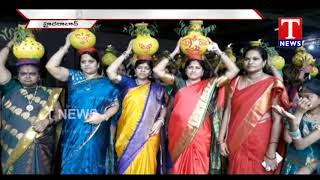 Dy Cm Mahmood Ali Participated in Bonalu Celebrations | Hyderabad  live Telugu