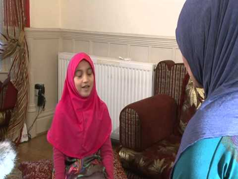 Lauren Booth Interview with Farooqi Family - Part 4