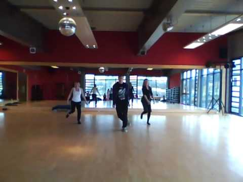 Lady Gaga - Monster Routine by Olli