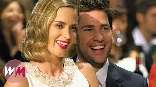 Top 10 Times Emily Blunt & John Krasinski Made Us Believe In Love