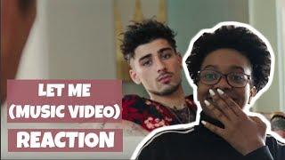 "Download Lagu Zayn - ""Let Me"" (Music Video) REACTION Gratis STAFABAND"