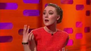 The Graham Norton Show - Saoirse Ronan, Richard Gere, John Malkovich,Taylor Swift [FULL]