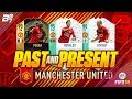 PAST AND PRESENT MAN UNITED SQUAD BUILDER! | FIFA 18 ULTIMATE TEAM MP3
