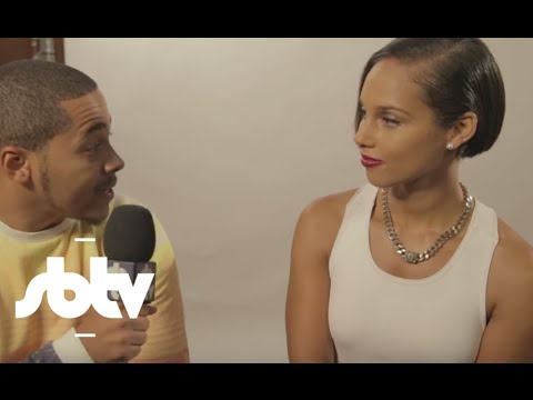 Alicia Keys | Throwback Interview: SBTV