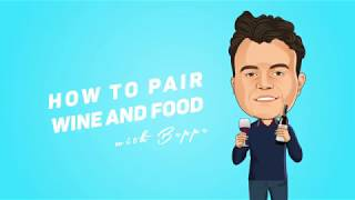 How to Pair White Wines and Food