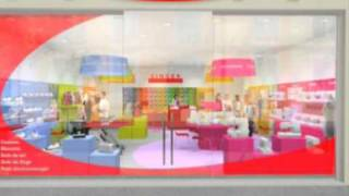 MARKETING - Singer - Showroom concept