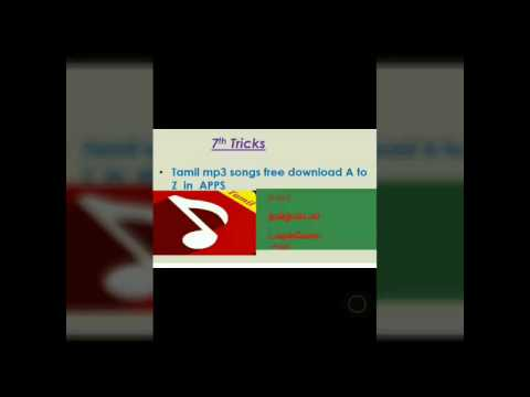 Tamil AZ Movie Songs  Free tamil mp3 songs Download Single app
