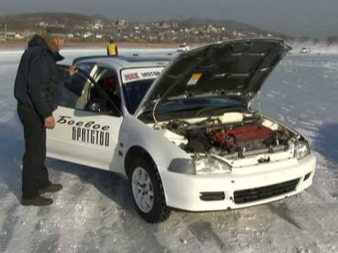 Ледовые автогонки 1 этап 2009 (2-2)