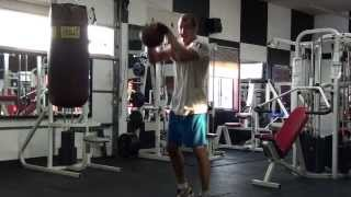 Sergey Kovalev training power