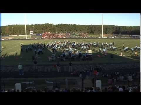 North Pike High School at Copiah Marching Festival Oct. 4, 2014