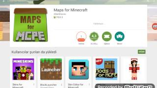 Minwcraft tablet map indirme sitesi