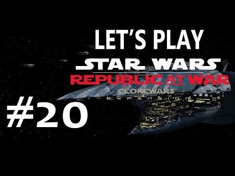 Star Wars Republic at War Malevolence Let's Play Star Wars Republic