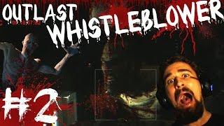 OMNOMNOMNOM - Whistleblower / CZ/SK Let's Play / časť 2