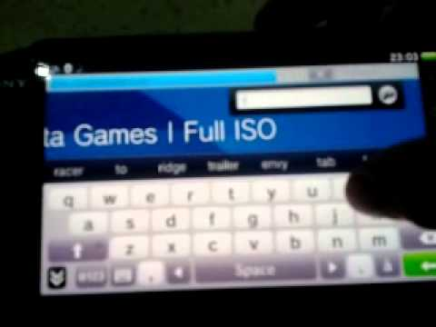 how to download free games on psvita