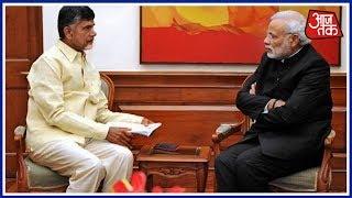 Shatak Aajtak: Chandrababu Naidu's TDP Breaks Alliance With BJP