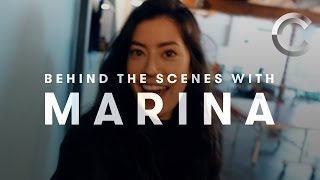 Behind the Scenes with Marina