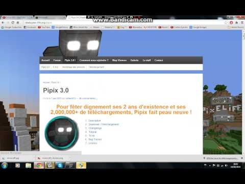 [TUT0]  Comment installer Minecraft cracké et Pipix ! :3