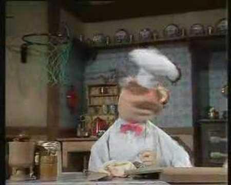 Swedish Chef Chicken Muppets The Muppet Show Swedish Chef