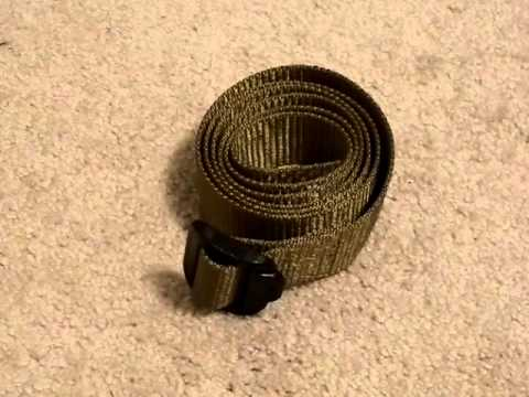 5.11 TDU belt review