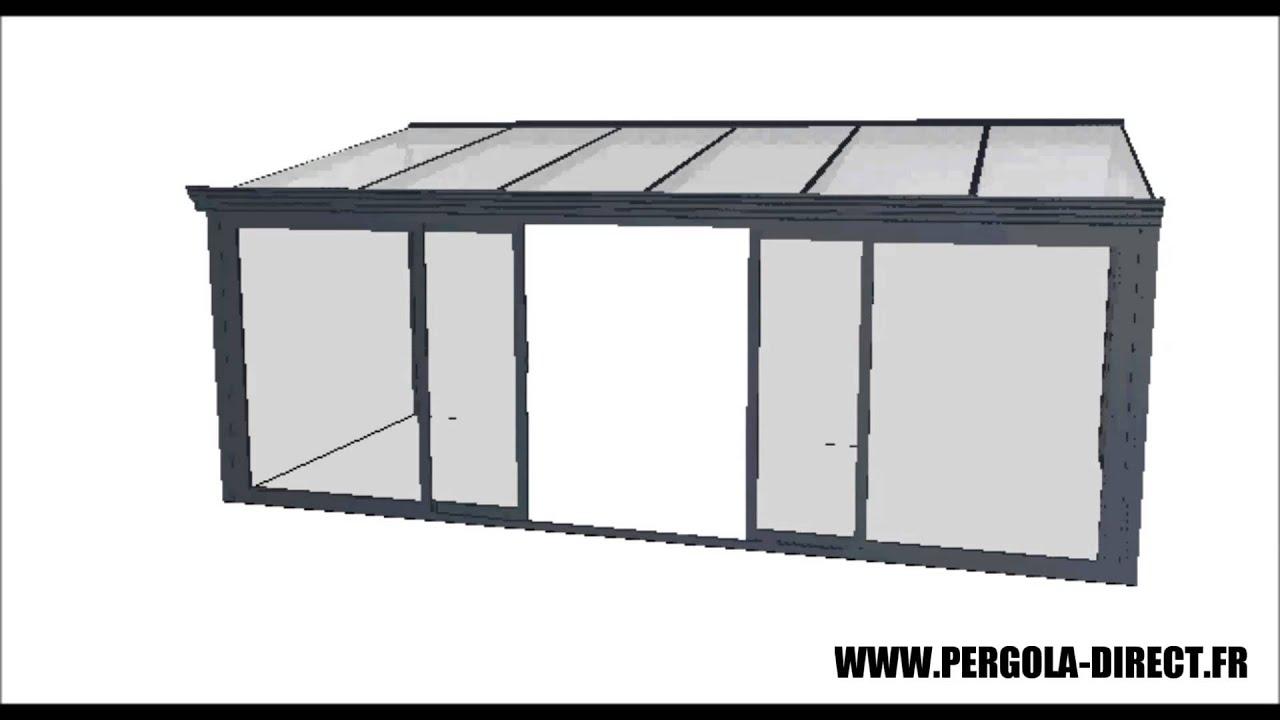 veranda brico depot. Black Bedroom Furniture Sets. Home Design Ideas