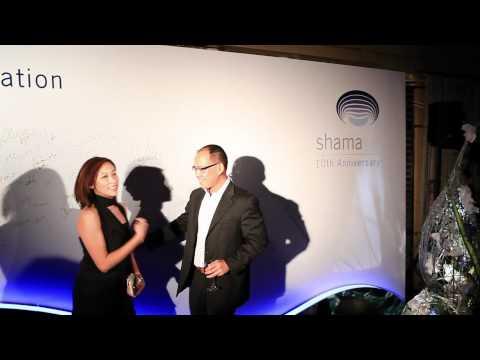 shama serviced apartments – 10th anniversary party