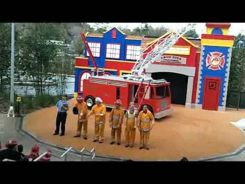 "Legoland Florida ""The Big Test"" Live Show"