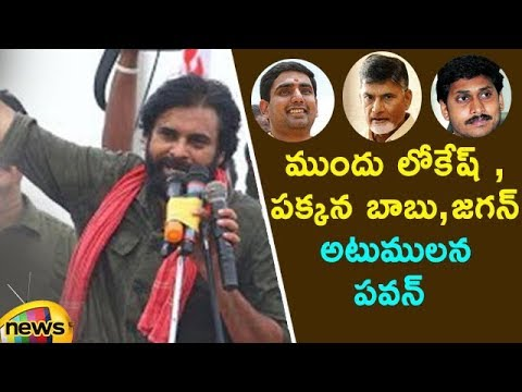 Pawan Kalyan Speech In Viziangaram, Demands the Sanction Of Visakha Railway Zone | Mango News