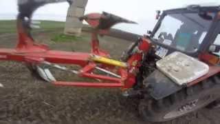 Őszi szántás - Autumn plowing (MTZ 1025&Helti SPB Titan-Z) [GOPRO]