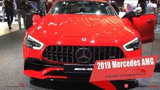 [So Cool] New 2019 Mercedes‑AMG GT 43‑Four Door Coupe