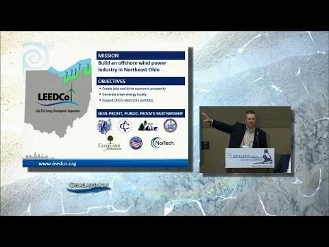 Great Lakes Offshore Wind: Moving Forward - GLW 2014