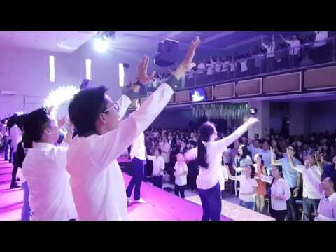 Yesus Kristus Tuhan medley Thank you Jesus - Filadelfia all star Easter CD view