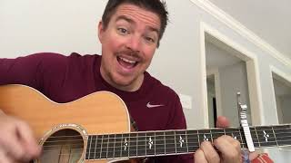 Download Lagu Written In The Sand | Old Dominion | Beginner Guitar Lesson Gratis STAFABAND