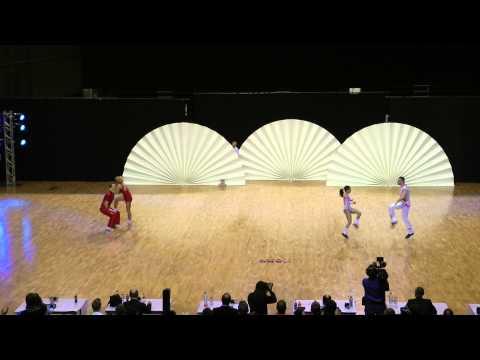 Sbitneva - Youdin & Mihalic - Ivic - World Masters Lommel 2012